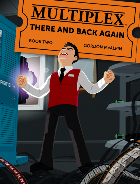 Multiplex: There and Back Again final cover